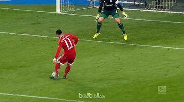 Berita video James Rodriguez sebagai pemain terbaik pekan ke-5 Bundesliga 2017-2018. This video presented by BallBall.