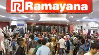 PT Ramayana Lestari Sentosa Tbk menambah tiga gerai baru di bulan Desember.