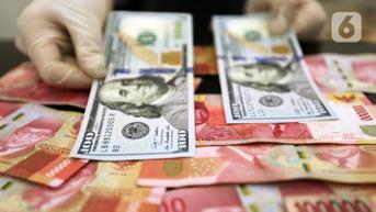 Rupiah Loyo Menanti Hasil Pertemuan The Fed soal Kebijakan Moneter
