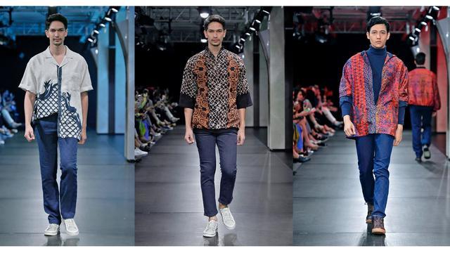 Koleksi Batik Pria Terbaru Untuk Generasi Milenial Di Pimfw