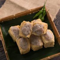 Resep tahu bakso daging ayam./Copyright shutterstock.com