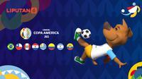 banner Jadwal Copa America 2021 Fase Final (liputan6.com/Abdillah)