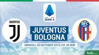 Serie A - Juventus Vs Bologna (Bola.com/Adreanus Titus)