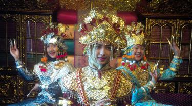 Pakaian Adat Bakal Jadi Seragam Resmi PNS Palembang