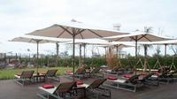 Renaissance Bali Uluwatu Resort and Spa menghadirkan klub pantai ramah keluarga di Pantai Pandawa (Liputan6/pool/Roosterfish)