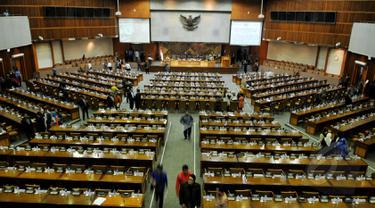Ketua DPR RI Pimpin Rapat Paripurna DPR Jelang Reses