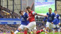 Everton Vs Arsenal (PAUL ELLIS / AFP)