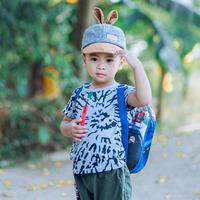 ilustrasi anak bermain/Photo by Tanaphong Toochinda on Unsplash