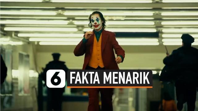 Mau menonton Joker pekan ini? Sebelum ke bioskop, simak dulu beberapa fakta menariknya berikut ini.