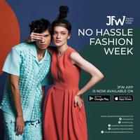 Poster Jakarta Fashion Week 2020. Sumber foto: Instagram/JFW Official.