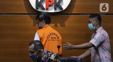 KPK Tahan Mantan Dirut Perumda Pembangunan Sarana Jaya