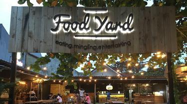 Food Yard, Banjar Wijaya, Tangerang