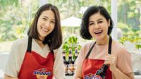 Kompetisi memasak virtual pertama di Indonesia yang bisa diikuti pasangan menantu dan mertua. (dok. Kecap Sedaap)