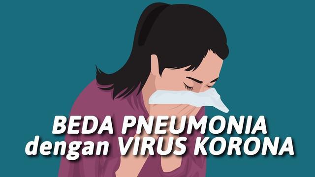 Wuhan, China terkena wabah virus korona penyebab pneumonia. Kasus di Wuhan berbeda dengan pneumonia biasa.