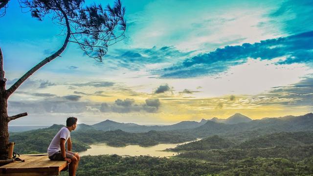 Wisata Jogja Terbaru Dan Terlengkap 2018 Hits Dan Instagramable Citizen6 Liputan6 Com