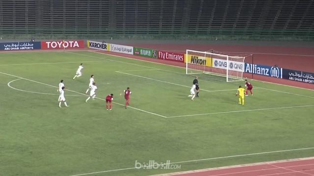 Shahril Ishak mencetak gol setelah handball yang dilakukan Sou Yaty di Piala AFC 2018. This video is presented by Ballball.