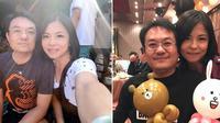 wanita nikahi pria pendonor darahnya (foto: China Times)