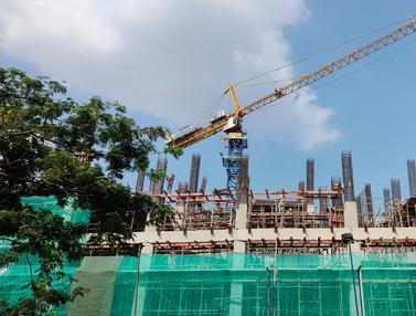Sudah Dua Tahun, Begini Wujud Pembangunan Rusun TOD Tanjung Barat