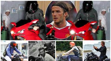 Koleksi Motor Beckham