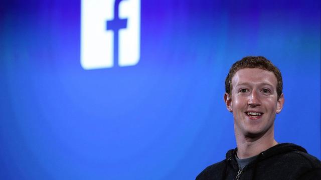 [Bintang] Mark Zuckerberg