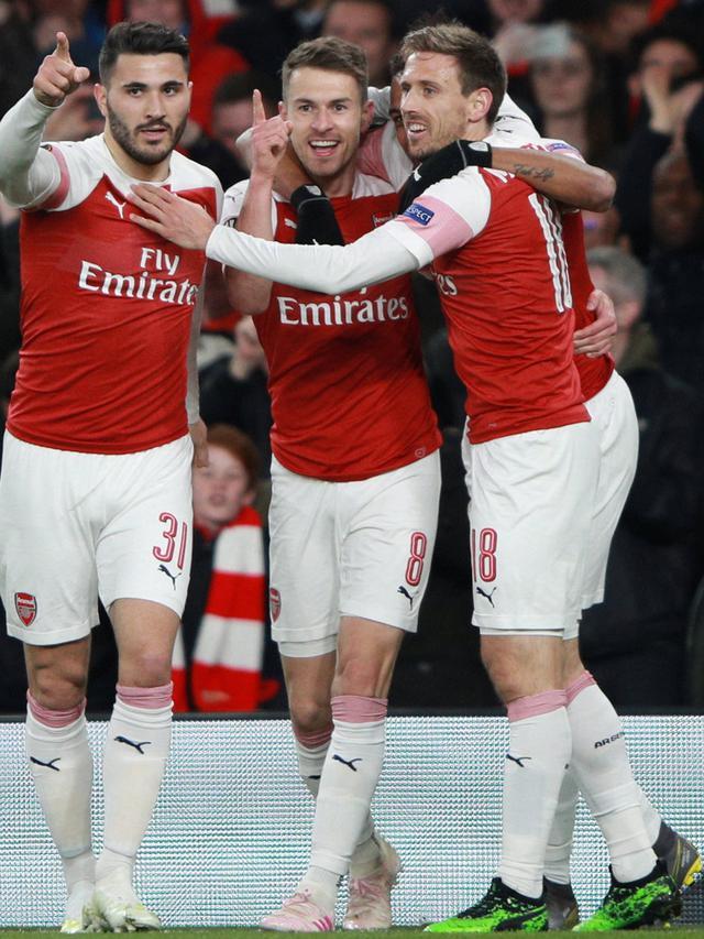 Arsenal kalahkan Napoli