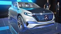 Generation EQ milik Mercedes-Benz (Foto: LeftLane News).