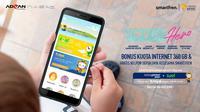 Advan Nasa Plus dibanderol Rp 899 ribu untuk mendukung belajar online (Foto: Advan)