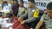 Gerebek Toko Obat di Bekasi, Oknum FPI Jadi Tersangka