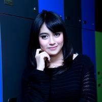 Nabilah JKT48 ungkap selera musiknya yang tak biasa (Foto: Wimbarsana/Bintang.com)