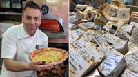 5 Rekor Dunia Guinness Kategori Makanan (Sumber: Guinness World Records)