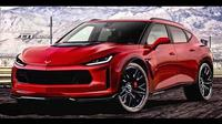 Chevrolet Corvette SUV render (Zing)