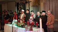 Doa Lintas Agama di Belanda untuk Korban Tsunami Selat Sunda (KBRI Den Haag)