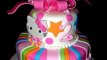 Kue Tar Bentuk Hello Kitty Menggemaskan Sayang Untuk Dimakan Fimela Fimela Com