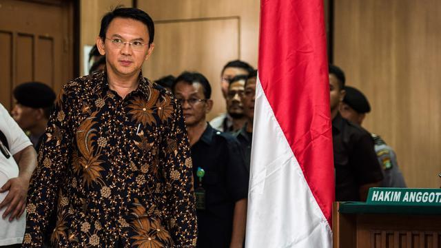 20161220-Sidang Lanjutan Ahok di PN Jakut-Jakarta