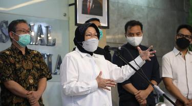 Mensos Ajak Semua Lapisan Masyarakat Bantu Ringankan Beban Penyintas Bencana di NTB dan NTT