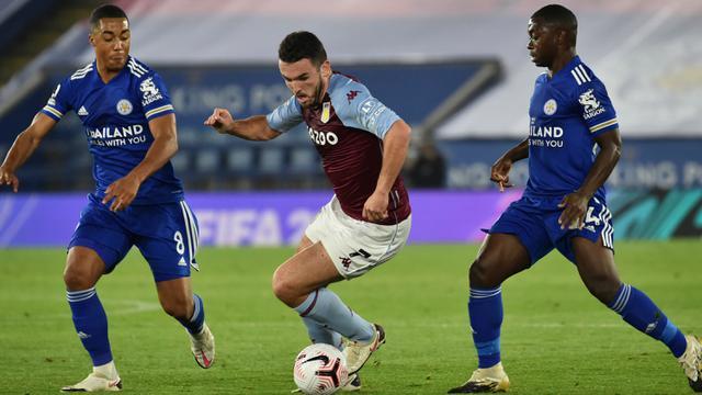 Aston Villa Bungkam Leicester