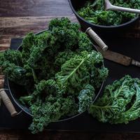 Tips mengolah daun kale./Copyright shutterstock.com
