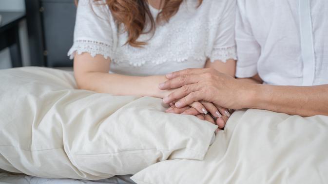 Selain Menyakitkan, Ini Penyebab Frekuensi Seks Menurun Usai Menopause