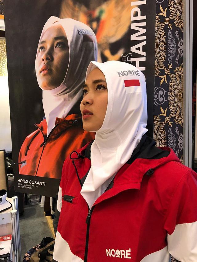 Pecahkan Rekor Dunia Ini 5 Fakta Unik Aries Susanti Atlet Panjat Dinding Cantik Indonesia Ragam Bola Com