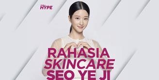 Rahasia Skincare Seo Ye Ji, Makin Glowing di Usia 31 Tahun