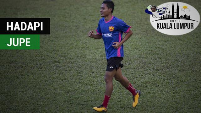 Berita video komentar Evan Dimas soal laga melawan Achmad Jufriyanto di Liga Super Malaysia 2018 dalam laga Selangor FA vs Kuala Lumpur FA pada Minggu (4/2/2018).