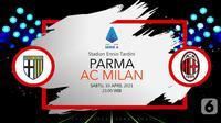 Parma vs AC Milan (liputan6.com/Abdillah)