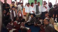 Menteri BUMN Rini Soemarno melakukan kunjungan kerja ke Kupang, Nusa Tenggara Timur (NTT), Selasa (6/3/2018). (Radit/Liputan6.com)