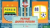Shopee Liga 1 - Persib Bandung Vs Barito Putera (Bola.com/Adreanus Titus)