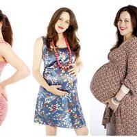 Baju hamil yang bisa dipake setelah melahirkan kayak gimana sih?