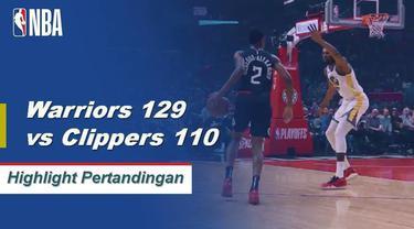 Kevin Durant melonjak untuk 38 poin di babak pertama 1 poin karena tidak bisa mengikat rekor playoff NBA dan berakhir dengan 50 poin untuk memimpin Warriors di atas Clippers 129-110 ketika mereka bergerak untuk menghadapi Houston Rockets di babak ber...