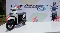 Yamaha Mio S meramaikan pasar nasional. (Septian/Liputan6.com)