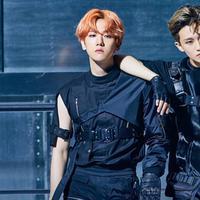 Baekhyun merupakan anggota tertua sekaligus leader di SuperM. Sedangkan Mark merupakan anggota termuda dan ia telah debut sebanyak tiga kali di subunit NCT U, NCT 127, dan NCT Dream. (Liputan6.com/IG/@superm)