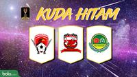 Trivia Tim Kuda Hitam di Piala Presiden (Bola.com/Adreanus Titus)