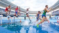 Ilustrasi Olahraga, Lari, Atletik (Image by Pexels from Pixabay)